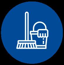 limpieza y accesorios